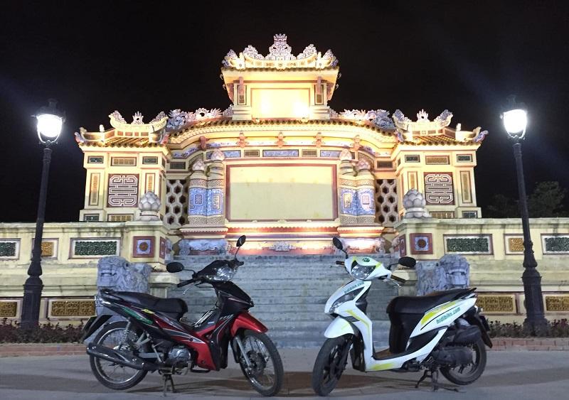 Tìm nơi cho thuê xe máy đi phượt ở Sài Gòn
