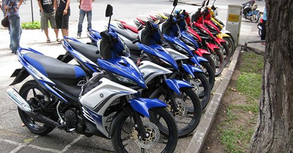 Bí quyết thuê xe máy giá rẻ tại TPHCM